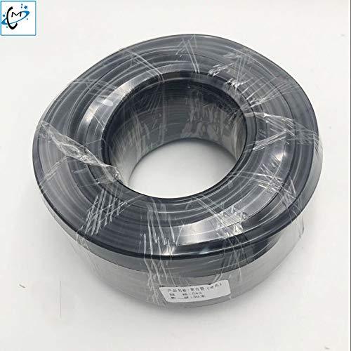Printer Parts 50meters 5mm3mm UV Printer Tube uv Ink Tube Printer UV Tube for Yoton Mut0h Solvent Printer Plotter Ink Hose Pipe