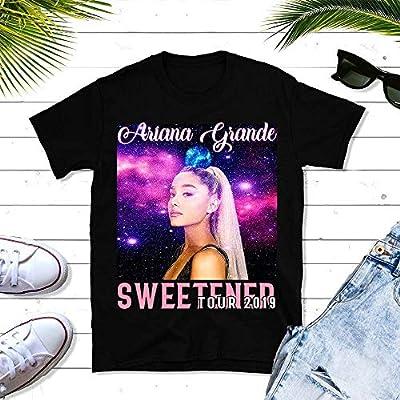 Ariana Sweetener Music Concert 2019 Pop Singer Fans, Tour Concert Music Unisex T-shirt - Premium T-shirt - Hoodie - Sweater - Long Sleeve - Tank Top