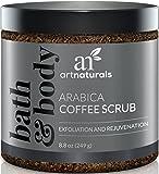 ArtNaturals Organic Arabica Coffee Scrub - 8.8 oz - Best Reviews Guide