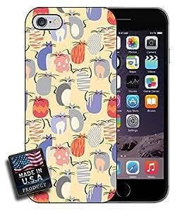 Cute Cats Pattern iPhone 6 Hard Case