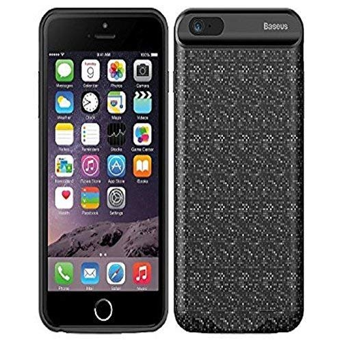 low priced f1813 acbe6 Baseus Power Bank Battery Case/Cover 3650 mAh for iPhone 7 Plus ...