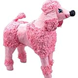 Aztec Imports Poodle Pinata, Pink