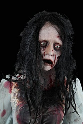 BACK FROM THE GRAVE Bloody Mary Standing Character The Walking Dead Zombie | Halloween Prop Haunted House -