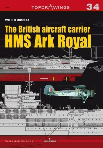 The British Aircraft Carrier HMS Ark Royal (Hms Aircraft Carriers)
