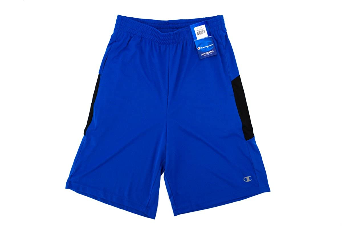 Champion Active Shorts Awesome Blue//Black Size 7//8