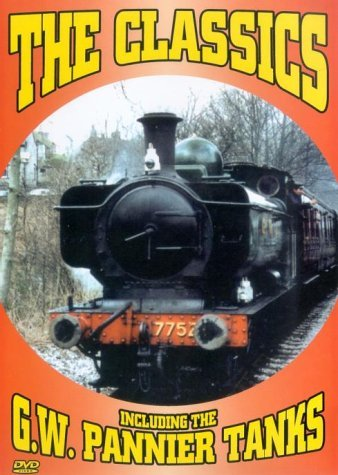 (TRAINS CLASSICS INCLUDING GW PANNIER TANKS DVD NEW)
