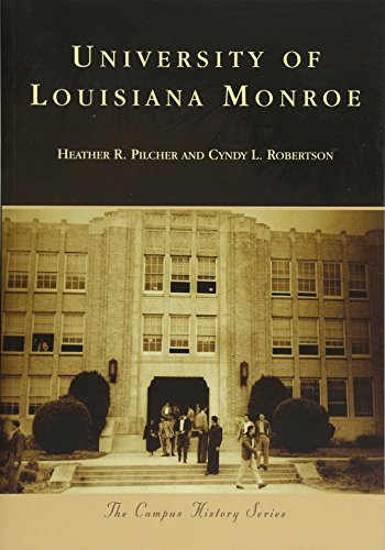 Used, University of Louisiana Monroe (Campus History) for sale  Delivered anywhere in USA