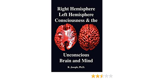 Right hemisphere left hemisphere consciousness the unconscious right hemisphere left hemisphere consciousness the unconscious brain and mind 9780971644519 medicine health science books amazon ccuart Images