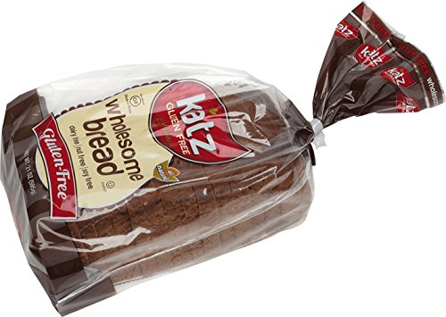 Katz Gluten Free Wholesome Bread, 21 Ounce, Certified Gluten Free - Kosher - Dairy, Soy & Nut free - (Pack of - Recipe Honey Bread Wheat