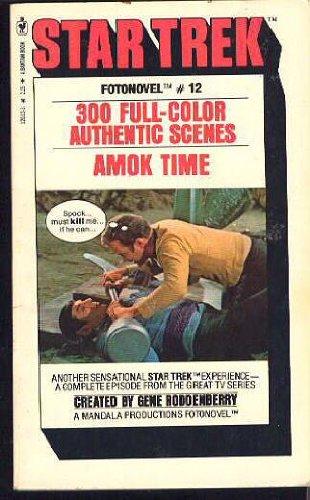 Star Trek Fotonovels: Amok Time No. 12