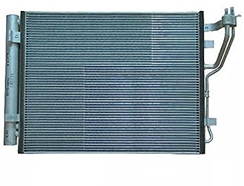 8FC 351 318-701 HELLA Condenser  air conditioning