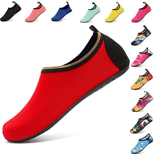 Xminilife Water Sports Shoes Quick-Dry for Beach Swim Surf Swimming Stockings Hiking Climbing Diving Walking by Xminilife