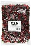 Haribo Gummi Candy, Strawberries, 5-Pound Bag