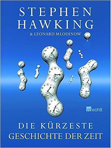 Book Die kürzeste Geschichte der Zeit