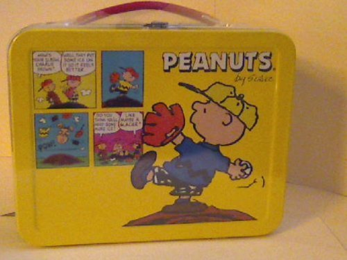 Lunch Boxes 80s (QHM8812 Hallmark School Days 1980s Peanuts Lunch Box Limited Numbered Edition)