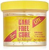 Care Free Curl Gel Lite Activator 340 ml Jar (Locken-Verstärker) Bild