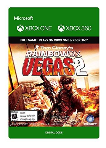 Tom Clancy's Rainbow Six Vegas 2 - Xbox 360 / Xbox One [Digital Code] by Ubisoft