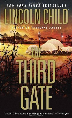 The Third Gate by Child, Lincoln Reprint Edition (2013)