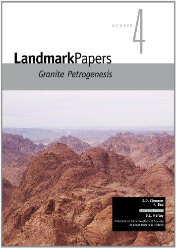 Landmark Papers 4: Granite Petrogenesis
