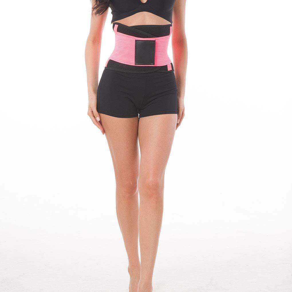 Unisex Women Waist Trainer Belt Sport Girdle Shaperwear Waist Cincher Support Slimming Fitness fgyhtyjuu