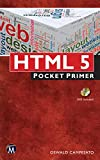 img - for HTML 5 Pocket Primer book / textbook / text book