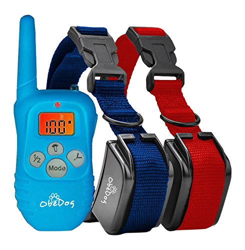 ObeDog Stride Rechargeable Weather Training product image