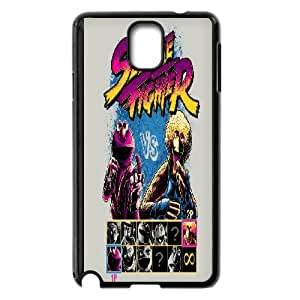 Samsung Galaxy Note 3 Cell Phone Case Black Sesame Fighter L5J0S