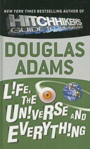 book cover of Life, the Universe and Everything