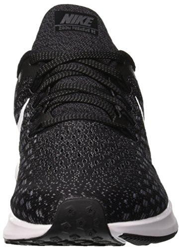 Running NIKE Air Black Donna White Oil Smoke 001 Grey Pegasus Zoom Scarpe Nero 35 Gun q1HXFwH