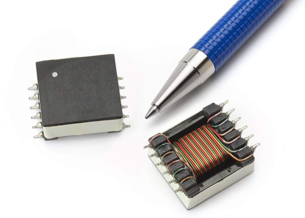 Inductor Power Wirewound 11.3uH 20/% Ferrite 1.7A 57mOhm DCR Bulk VP4-0140-R 5 Items
