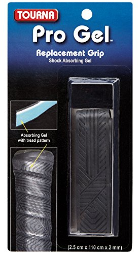 TOURNA Pro Gel Max Cushion Tennis Replacement Grip