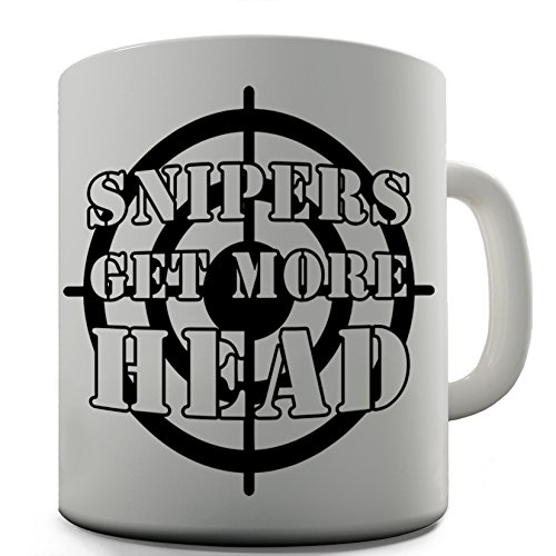 - Twisted Envy Snipers Funny Mug 15 OZ