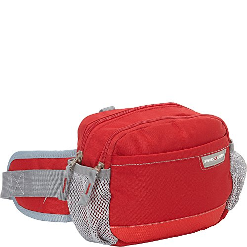 swissgear-travel-gear-waist-pack-red
