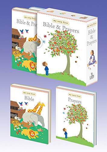 My Very First Bible and Prayers: Mini Box Set