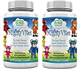 Pack of 2 Children Multivitamin Gummies by XLNCE - Gummy Vitamins Boost Immune System Health in Kids, Toddlers, Teens, Men & Women. Best Natural Chewable Multivitamins. Add Multi Items to Cart NOW!