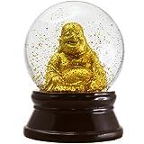 GOLDEN BUDDHA SNOW GLOBE (LARGE)