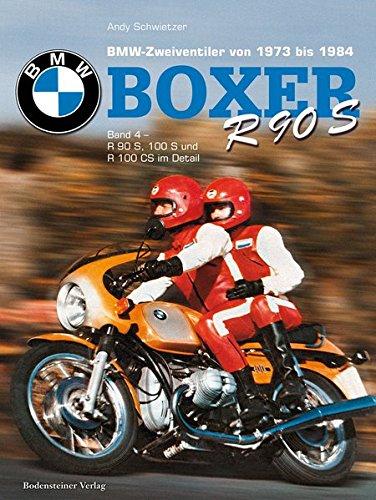 BMW, Boxer Band 4: BMW Boxer, BMW Zweiventiler von 1973 - 1984: R90S, R100 und R100CS