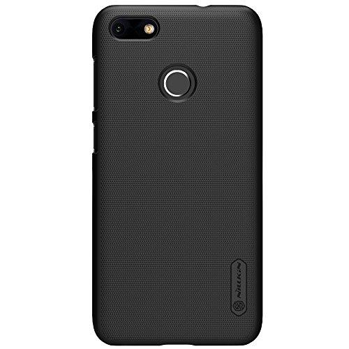 Caja del teléfono Huawei Enjoy 7 Funda Espalda Cover Material de protección del medio ambiente,Ultra delgada,Estilo Smartphone Funda Carcasa Case Cover Caso para Huawei Enjoy 7 (Negro) Negro