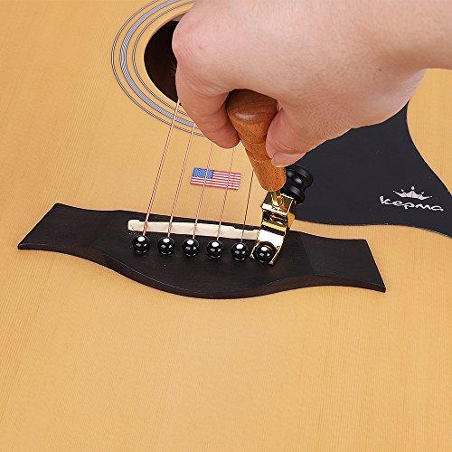 Professional Acoustic Guitar Repair Tools Guitar Maintenance Kit by Guitar and Bass Tools (Image #5)
