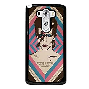 Cover Shell Vintage Style Glamrock Musician David Bowie Phone Case Cover for LG G3 David Bowie Classical