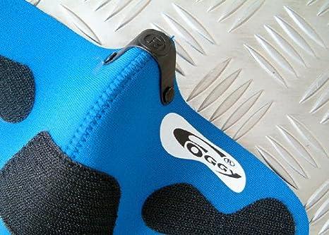 RESPRO Foggy Anti-Fog Mask Blue Flame