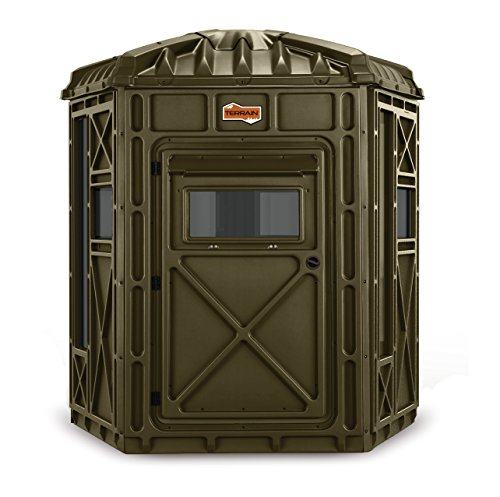 (Terrain The Archer 5 Sided Bow Hunting Blind)