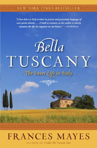 Bella Tuscany Frances Mayes ebook product image