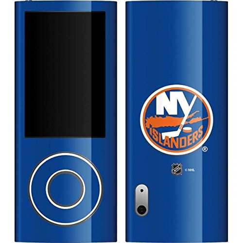 - Skinit New York Islanders Solid Background Vinyl Skin for iPod Nano (5G) Video