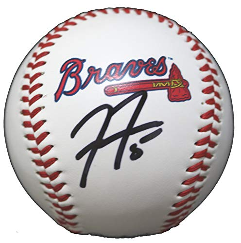 Freddie Freeman Atlanta Braves Signed Autographed Rawlings Official Major League Logo Baseball COA