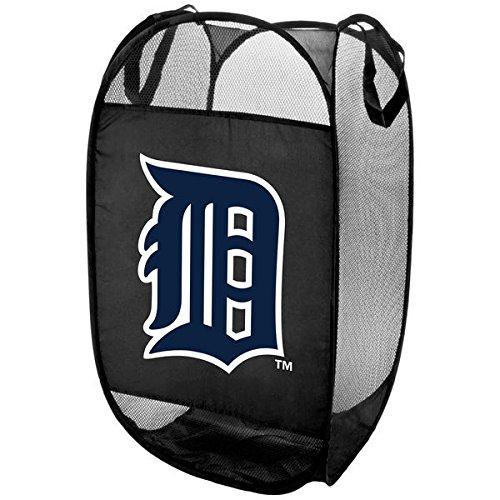 Detroit Tigers Bed (Detroit Tigers Team Logo Laundry)