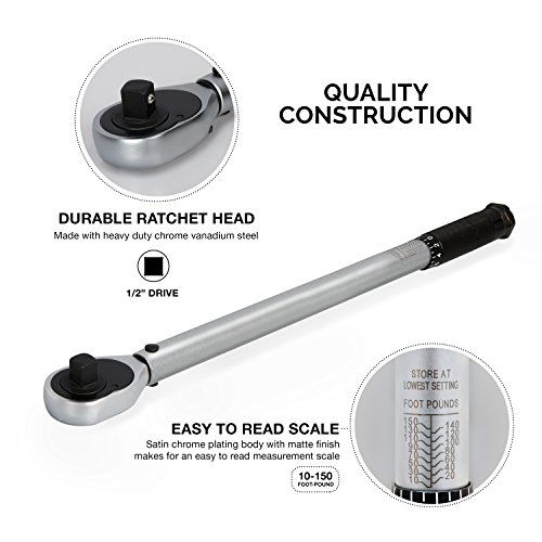 Buy torque wrench for cars