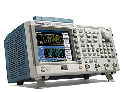 "Tektronix AFG3022C 1 Channel Arbitrary/ Function Generator, 50 MHz, 5.6"" Color TFT LCD"