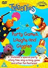 Tweenies - Party Games, Laughs & Giggles [Reino Unido] [DVD]