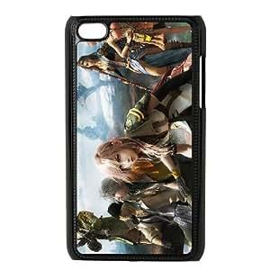 iPod Touch 4 Case Black Final Fantasy F8205728